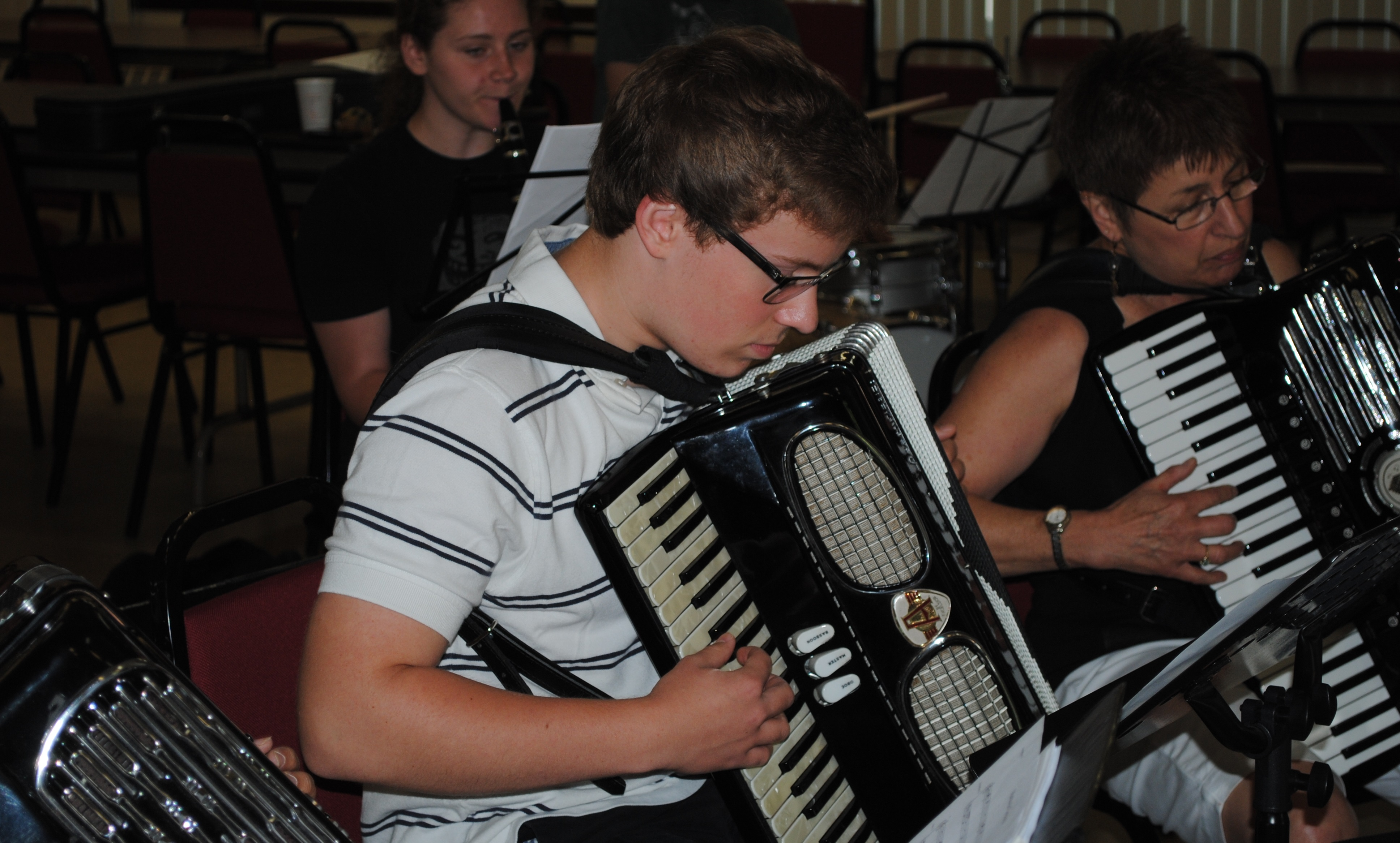 CT Accordion Association - Home Page